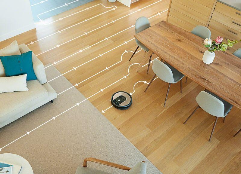 Roomba 976 Povysáva celú plochu domácnosti