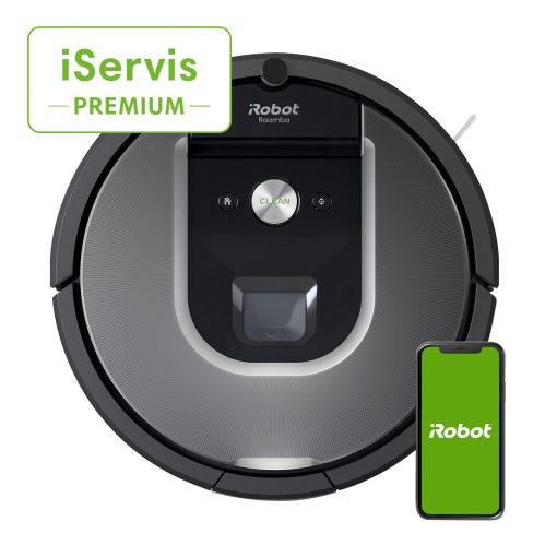 Roomba 975 iServis Premium