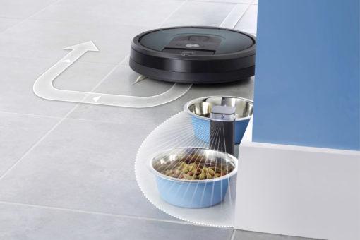 Robotický vysávač Roomba 981