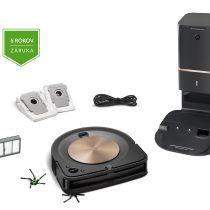 Obsah balenia Roomba s9+