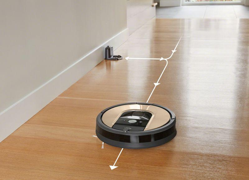 Roomba 976 Dobije sa a pokračuje