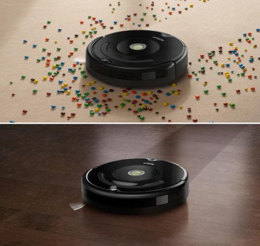 Robotický vysávač Roomba 606