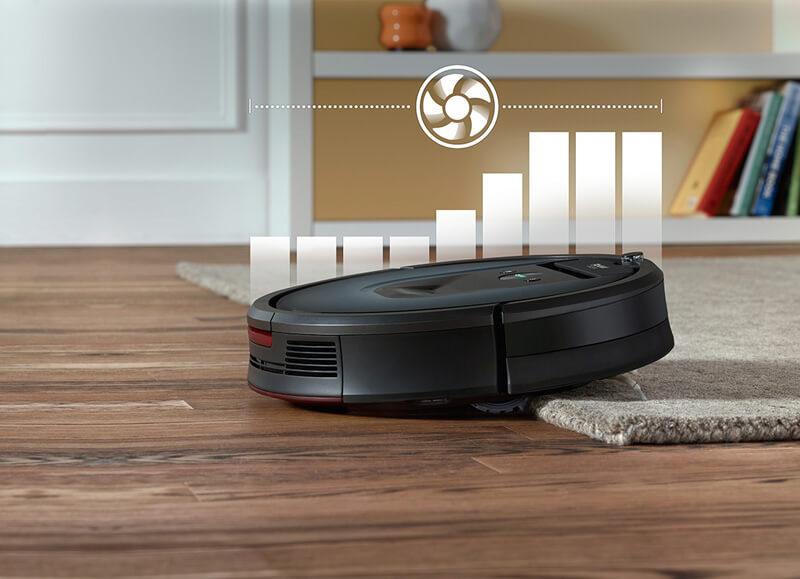 Robotický vysávač iRobot Roomba 981