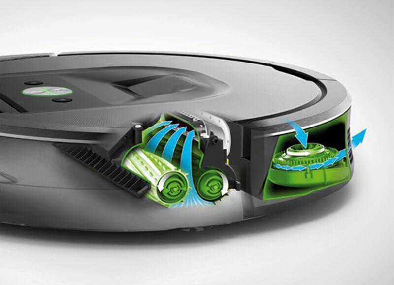 Robotický vysávač iRobot Roomba 966