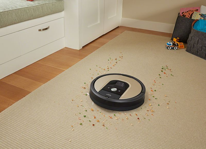 Roomba 976 Vysáva všetky typy povrchov
