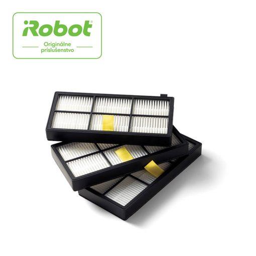 iRobot 4415864 Roomba vysokoúčinné AeroForce filtre séria 800/900, 3 ks