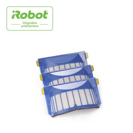iRobot 4501353 Roomba filtre AeroVac séria 600, 3 ks
