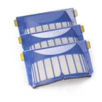 4501353 Roomba filtre AeroVac séria 600, 3 ks