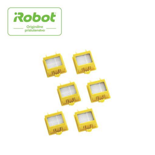 iRobot 4503461 Roomba dvojité AeroVac filtre séria 700, 3 sety