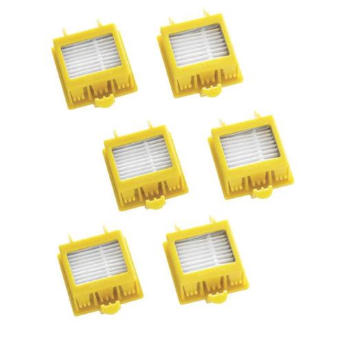 4503461 Roomba dvojité AeroVac filtre séria 700, 3 sety
