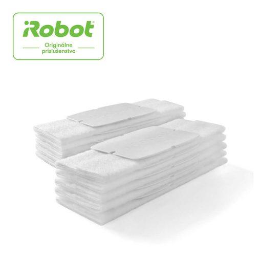 iRobot 4535909 Braava jet 200 set jednorazových podložiek na suché zametanie, 10 ks
