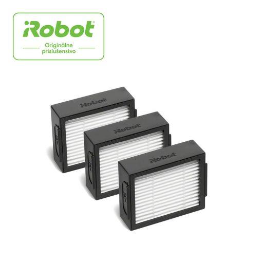 iRobot 4624876 Roomba vysokoúčinné filtre séria i/e, 3 ks