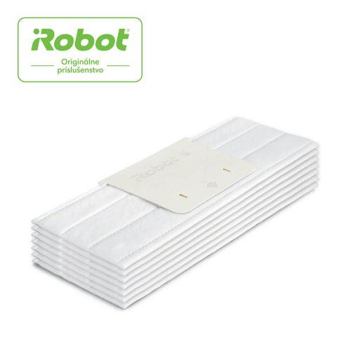 iRobot 4632817 Braava jet m6 set jednorazových podložiek na suché zametanie, 7 ks
