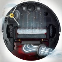 5-krát výkonnejší 3-stupňový systém čistenia