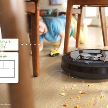 Rozozná objekty v domácnosti, ako napríklad stôl či komodu