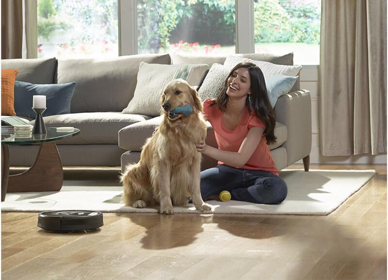 Roomba 976 Ideálna na vysávanie zvieracích chlpov