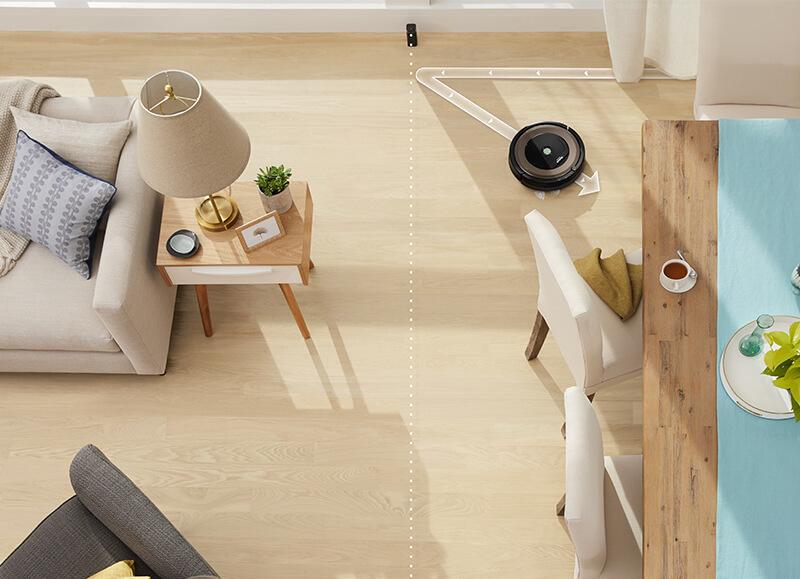Robotický vysávač Roomba 896