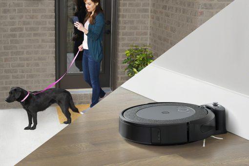 Ovládanie cez apku iRobot Home, nech ste kdekoľvek