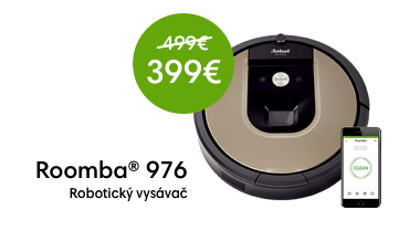 iRobot Roomba 976 so zľavou 100€