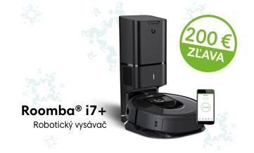 iRobot Roomba i7+ so zľavou 200 €