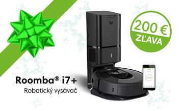 iRobot Roomba i7+ zľava 200 €