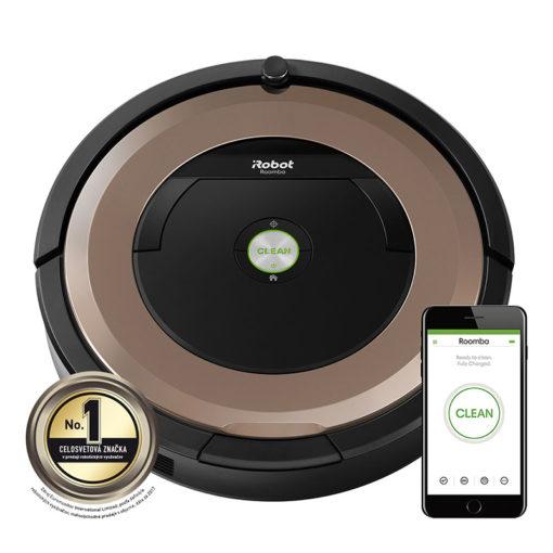 Robotický vysávač iRobot Roomba 895