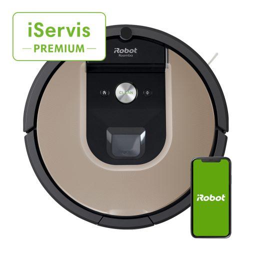 iRobot Roomba 976 iServis Premium