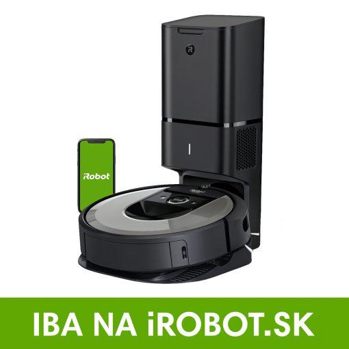 iRobot Roomba i7+ (7556) iServis Premium
