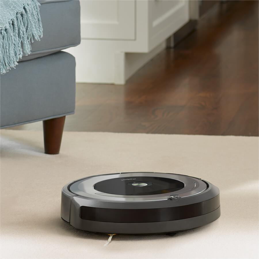 Robotický vysávač Roomba