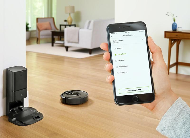 Rozšírená aplikácia iRobot HOME so Smart Map