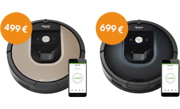 iRobot Roomba akcia